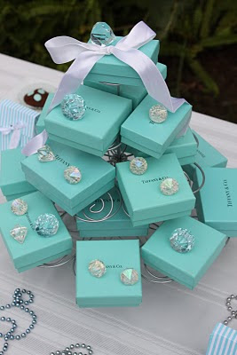 Breakfast at Tiffany's Party Theme on Pinterest ...