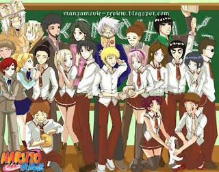 Naruto High School 3