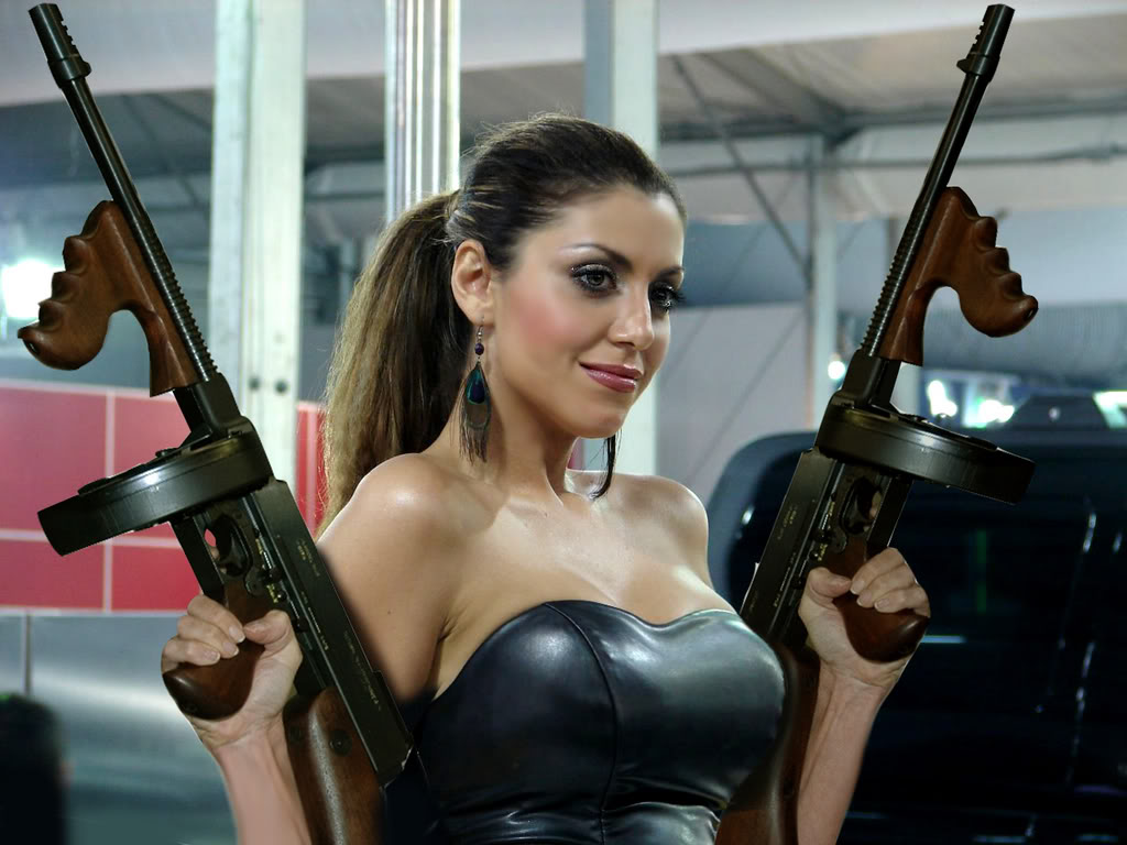 Hot Airsoft Girls http://www.sodahead.com/living/if-someone-break-into-your-house-what-would-you-grab-to-defend-yourself/question-1888363/?page=9