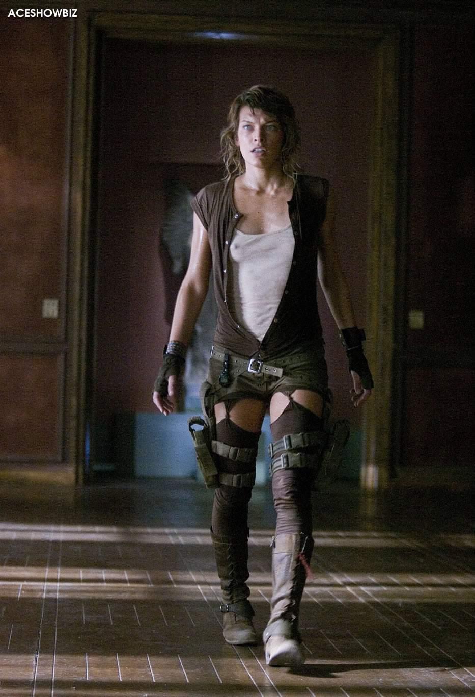 Hot Toys: MMS 139 Resi... Milla Jovovich Resident Evil 3