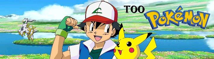 Too Pokémon