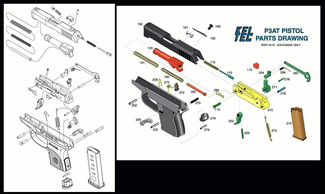 Kel Tec P3at Diagram - 8.xje.zionsnowboards.de •