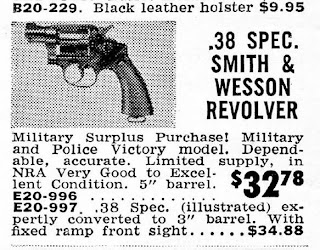 1963 Guns and Ammo Advertisement