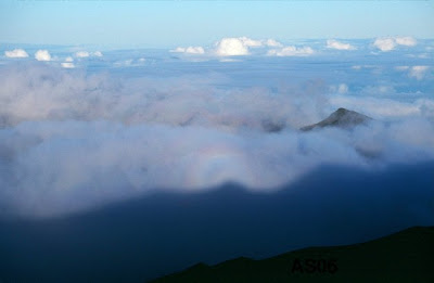 Glory of Haleakala, Maui, Sep. 2003