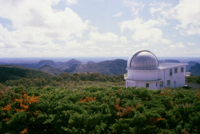 40in. Telescope at Siding Spring Observatory, Oct. 1999