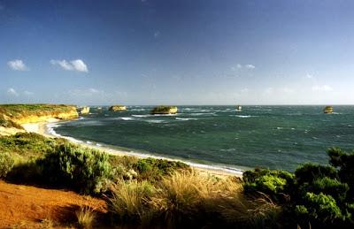 Crofts Bay, Victoria, Australia Dec. 2000