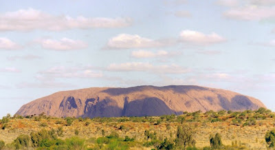 Uluru, Northern Territory, Australia, Aug. 2000