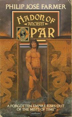 Cover: Hadon of Ancient Opar