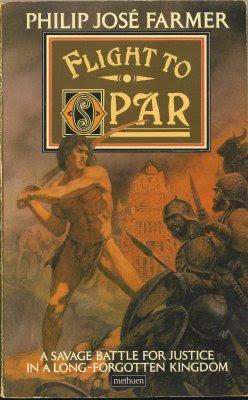 Cover: Flight to Opar