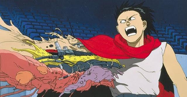 siete peliculas Akira