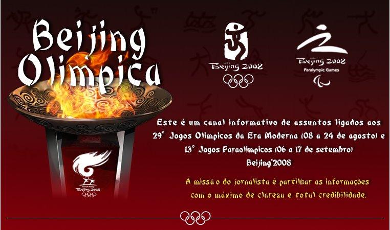 Beijing Olímpica