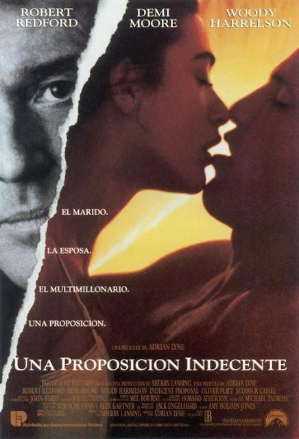 Una Proposicion Indecente (1993) [Latino]