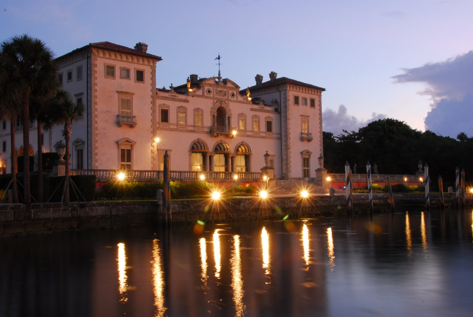 Vizcaya Museum Shop: Evening Under the Stars at Vizcaya Museum and ...