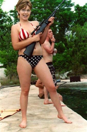 Sarah Palin fake