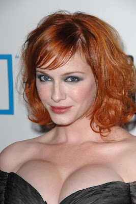 christina hendricks porn