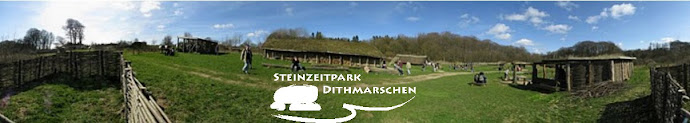 Neues im Steinzeitpark