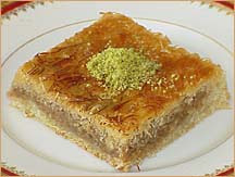 how to make lebanese sweets