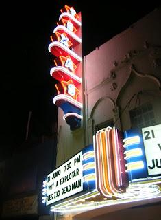 Antena @ The Texas Theatre
