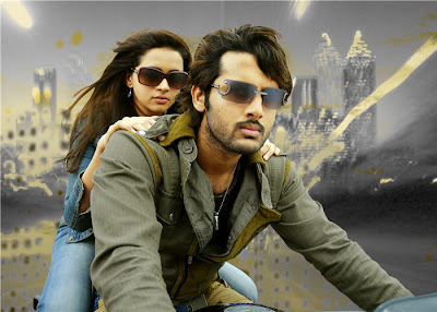 Nithin's Hero movie wallpapers,stills