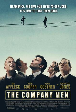The Company Men 2011 Poster