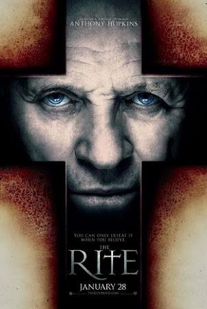 The Rite Movie 2011 Poste