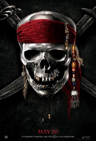'Pirates of the Caribbean 2011