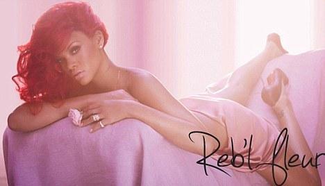 Hot Rihanna perfume