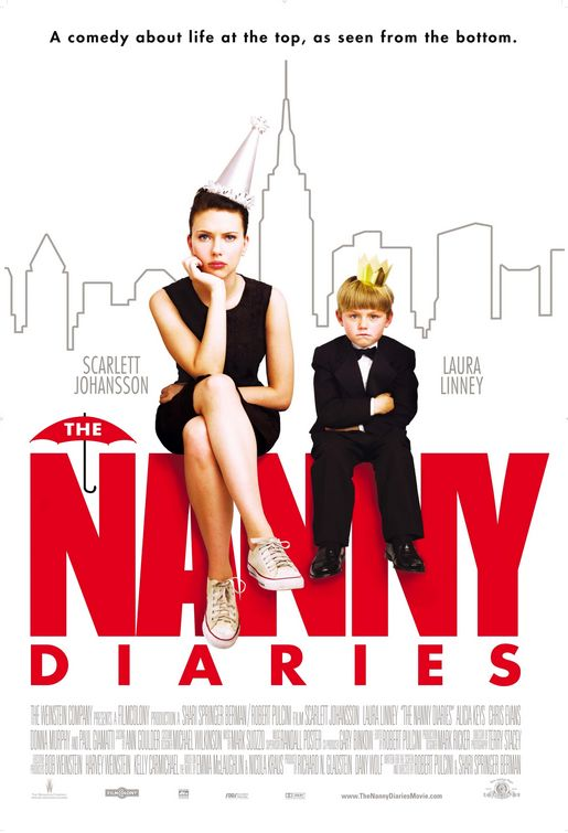 The Nanny Diaries Movie 2007 Poster