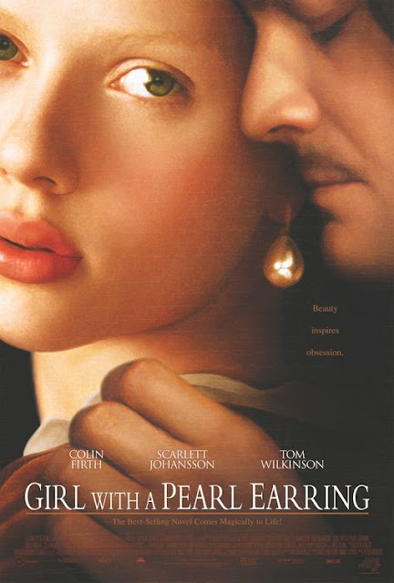 Girl with a Pearl Earring Movie 2003 Poster