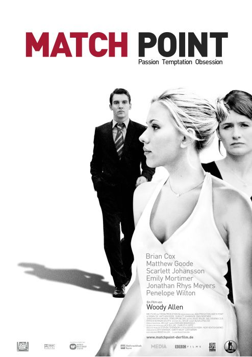 Match Point Movie 2005 Poster