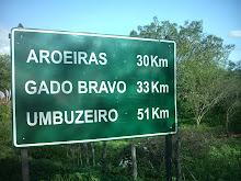 Caminhos de Umbuzeiro.