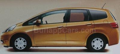 Burlappcars  2012 Honda Fit