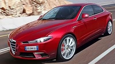 Acura Tsx Sport Wagon >> Burlappcar: New Alfa Romeo Giulia
