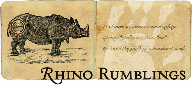 Rhino Rumblings