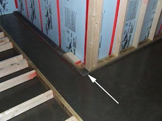 Framing the basement walls is very straight forward. Use traditional wall framing techniques with two slight modifications. First I recommend installing a ... & Basement vapor barrier - InterNACHI Inspection Forum
