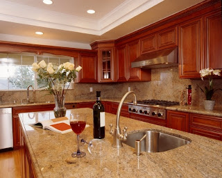 picture of granite countertop