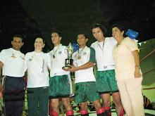 COPA MUAY THAI NACIONAL UJAT 2007