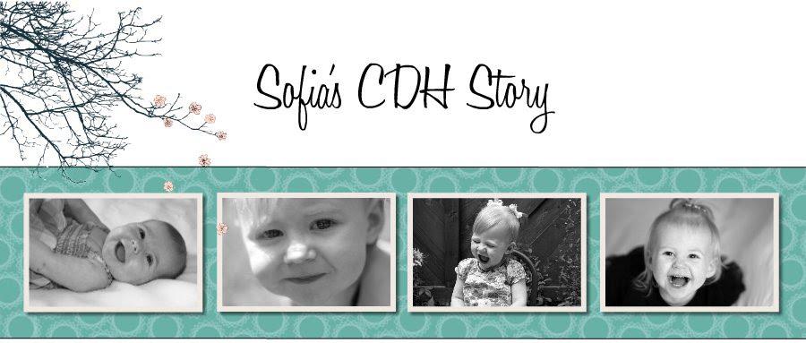 Sofia's CDH Story
