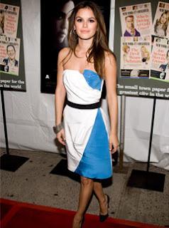 Rachel Bilson Abaeté Dress