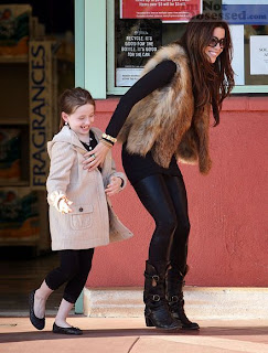 Kate Beckinsale in Fiorentini + Baker Boots