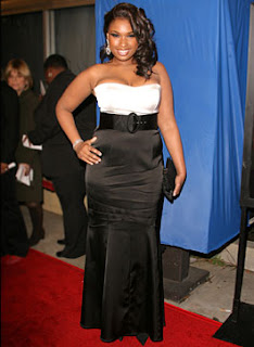 Jennifer Hudson in David Meister