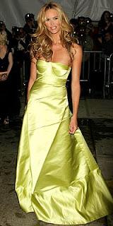 Elle Macpherson in Calvin Klein