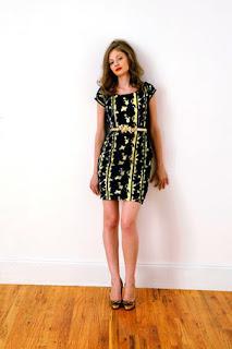 Lorick Spring 2008 Dress
