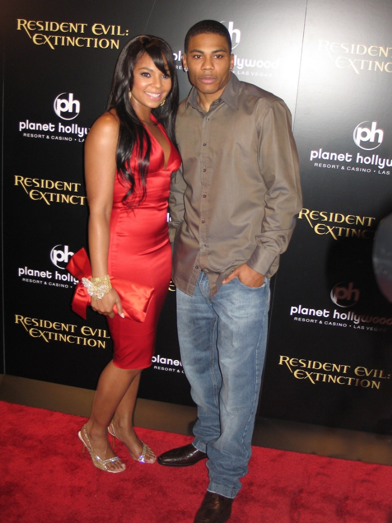 Both Nelly and Ashanti Deny
