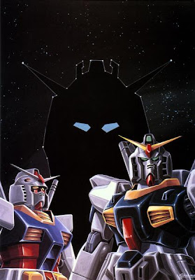 Mobile Suits best poster