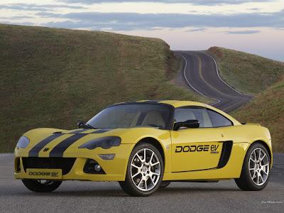 Dodge EV pictures