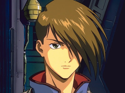 best Trowa Barton anime