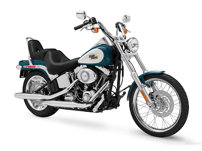 Harley-Davidson FXSTC Softail pictures