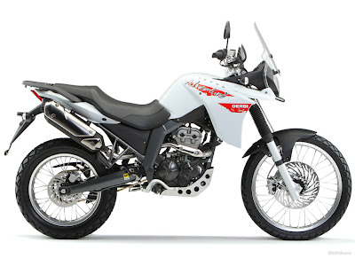 Derbi Terra 125 collection