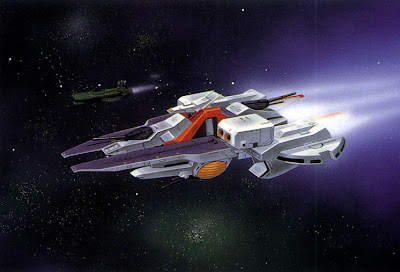 Gundam Zeta best robot